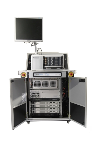 Peak Production - PXI Test Desk with VPC G18 interface
