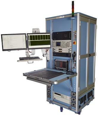 Peak Production - Aerospace Test Solution