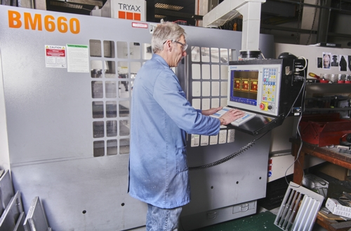 Peak Production - Machine Shop - BM660